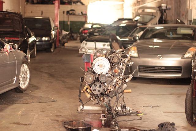 naprawy silników Bydgoszcz